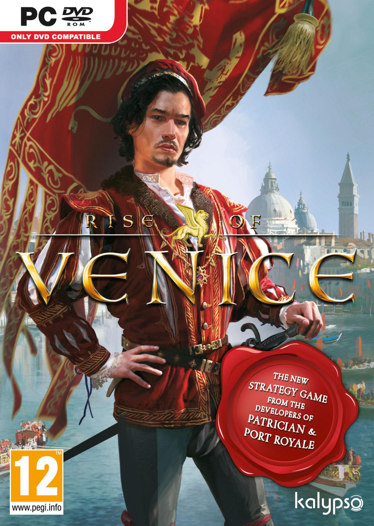Rise of Venice, videojuego