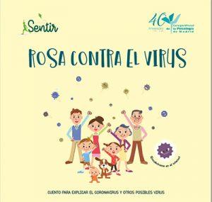 rosa contra el virus