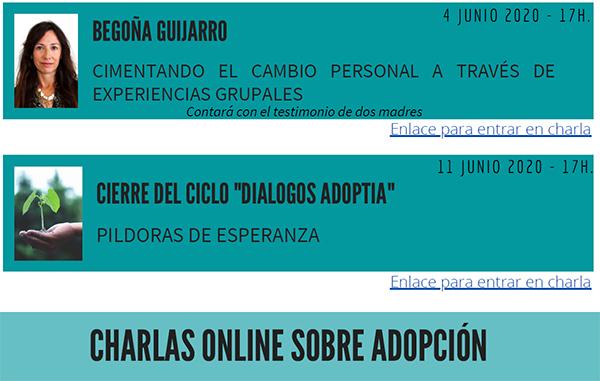 Charlas sobre la adopción