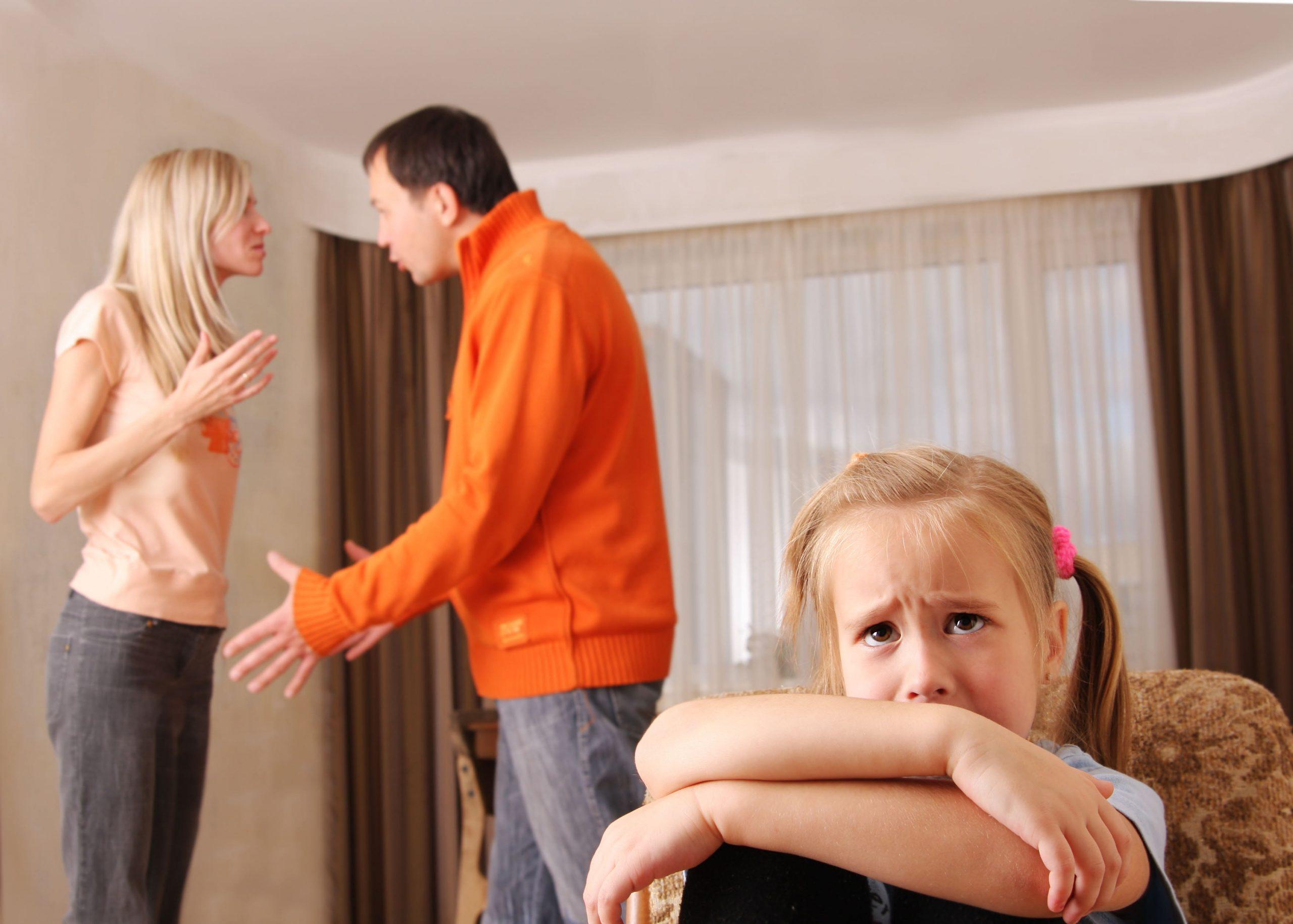 divorcio con hijas e hijos