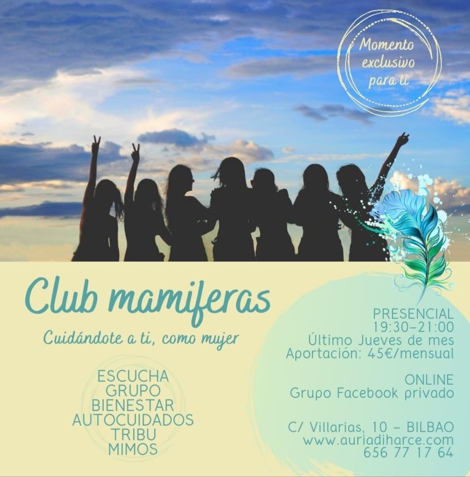 club mamíferas