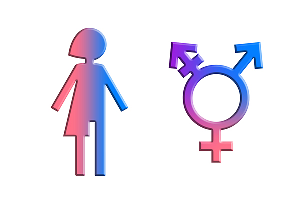 Símbolos transgénero