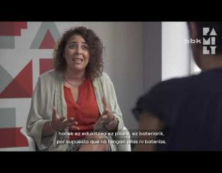BBK Family - Hablamos con Auria Diharce sobre las primeras necesidades del bebé III