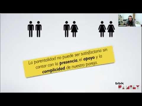 BBK Family | Charla con Alberto Soler | Pareja y crianza: cómo nos cambia la llegada de un hijo/a